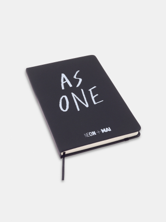 """Notebook """"AS ONE"""""""