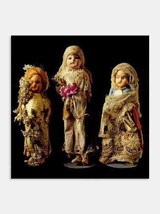 Dolls in Greek life and art from antiquity to the present day - ΒΜΠΡΑ01Α