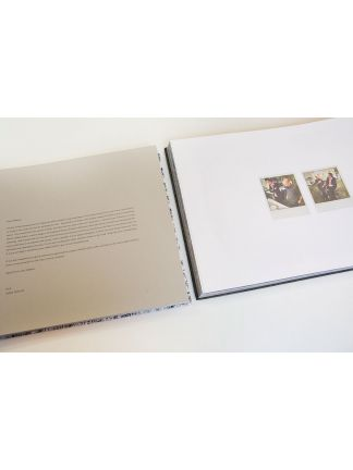 Stefanos Rokos: Nick Cave & The Bad Seeds' No More Shall We Part, 14 paintings 17 years later Art Book  (Standard Deluxe Edition)